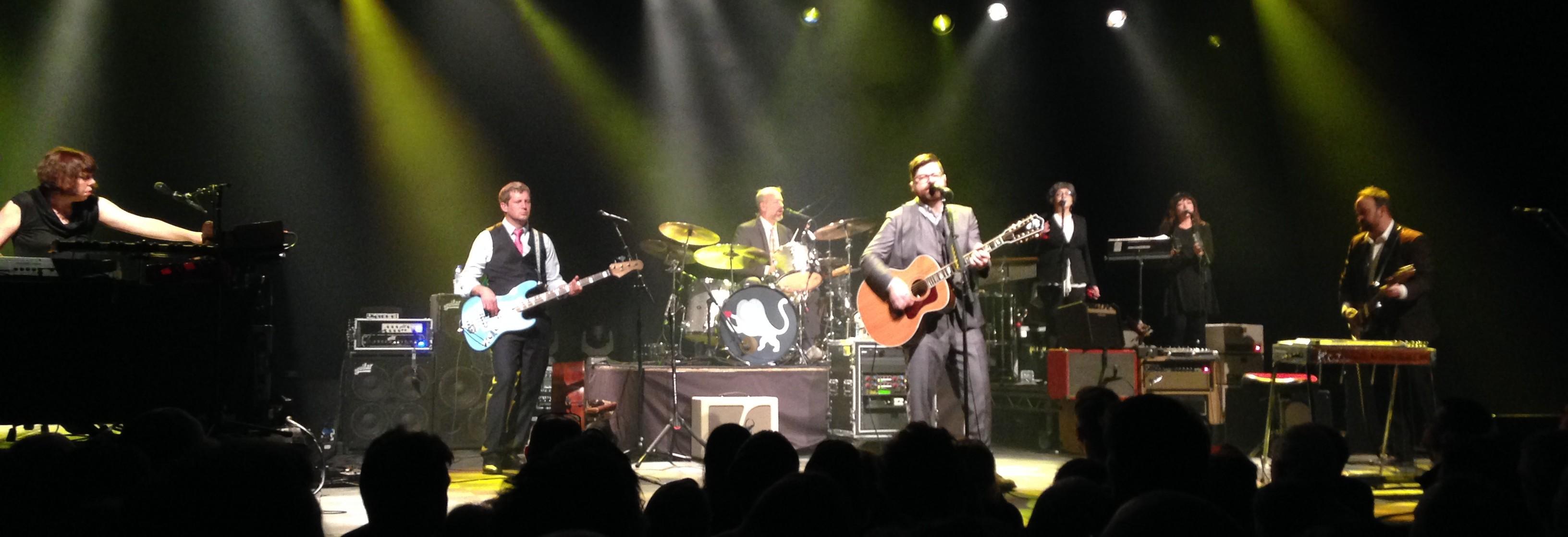 The Decemberists zorgen voor een luchtige leuke avond (concert review)